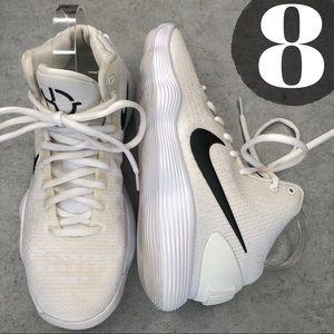 Rare Nike Women's Hyperdunk TB 2017 White Black 8